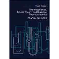 ترمودینامیک، نظریه سینتیک و ترمودینامیک آماری (سیرز و سالینگر) (ویرایش سوم 1975)