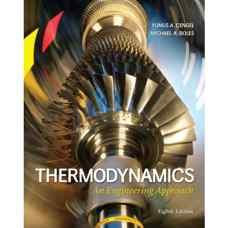ترمودینامیک: رویکردی مهندسی (سنجل و بولر) (ویرایش هشتم 2014)