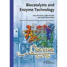بیوکاتالیست ها و تکنولوژی آنزیم ها (باچهولز، کاچه و بورنشور) (ویرایش دوم 2012)