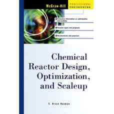 هندبوک طراحی، بهینه سازی و افزایش مقیاس راکتورهای شیمیائی (نومان) (ویرایش اول 2001)