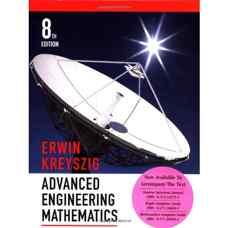 ریاضیات مهندسی پیشرفته (کریزیگ) (ویرایش هشتم 1998)