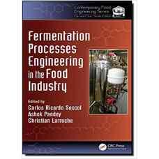 مهندسی فرآیندهای تخمیر در صنایع غذائی (سوکول، پاندی و لاروچ) (ویرایش اول 2013)