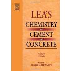 شیمی سیمان و بتون لی (هولت) (ویرایش چهارم 2004)
