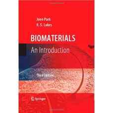 زیست موادها: مقدمه (پارک و لیکس) (ویرایش سوم 2007)