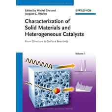 مشخصه های مواد جامد و کاتالیزورهای ناهمگن (چه و ودرینه) (ویرایش اول 2012)