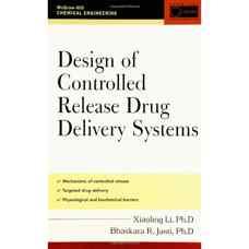 طراحی سیستم های رهایش کنترل شده دارو (لی و جاستی) (ویرایش اول 2005)