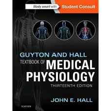 فیزیولوژی پزشکی گایتون و هال (هال) (ویرایش سیزدهم 2015)