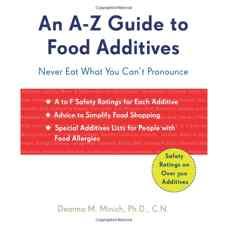 راهنمای الف تا ی برای افزودنی های غذائی (مینیک) (ویرایش اول 2009)