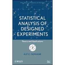 تحلیل آماری آزمایش های طراحی شده: تئوری و کاربردها (تامهین) (ویرایش اول 2009)