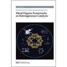 چارچوب های آلی فلزی به عنوان کاتالیزورهای ناهمگن (زامانا و گسکون) (ویرایش اول 2013)