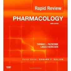 داروشناسی (از سری Rapid Review) (پازدرنیک و کره سن) (ویرایش سوم 2010)