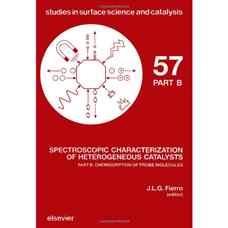 خواص اسپکتروسکوپی کاتالیست های ناهمگن - بخش اول: روش های تحلیل سطح (فیرو) (ویرایش اول 1990)