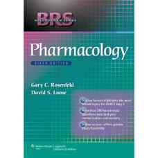 داروشناسی (از سری Rapid Review) (روزنفلد و لوس) (ویرایش ششم 2013)