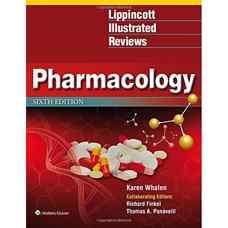 داروشناسی (از سری Lippincott Illustrated Reviews) (والن) (ویرایش ششم 2014)