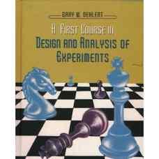 درسی در طراحی و تحلیل آزمایش ها (اوهلرت) (ویرایش اول 2000)