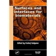 سطوح و فضای بین سطحی در زیست موادها (وادگاما) (ویرایش اول 2005)