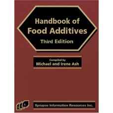 هندبوک افزودنی های غذائی (اش و اش) (ویرایش سوم 2008)