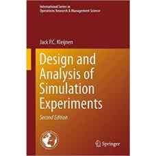 طراحی و تحلیل آزمایش های شبیه سازی (کلینن) (ویرایش دوم 2015)