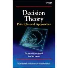 نظریه تصمیم: اصول و رویکردها (پارمیجیانی و اینو) (ویرایش اول 2009)