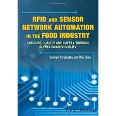 اتوماسیون شبکه حسگر و RFID در صنایع غذائی (پیراموتهو و ژو) (ویرایش اول 2016)
