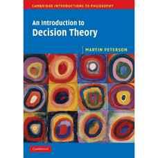 مقدمهای بر نظریه تصمیم (پترسون) (ویرایش اول 2009)
