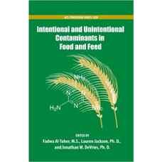 آلاینده های عمدی و غیرعمدی در مواد غذائی و خوراک حیوانات (الطاهر، جکسون و دی وریز) (ویرایش اول 2010)