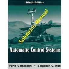 حل المسائل سیستم های کنترل خودکار (گلنراقی و کو) (ویرایش نهم 2010)