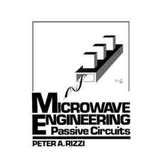 مهندسی مایکروویو: مدارهای پسیو (ریتزی) (ویرایش اول 1988)