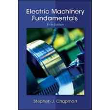 مبانی ماشین های الکتریکی (چاپمن) (ویرایش پنجم 2012)