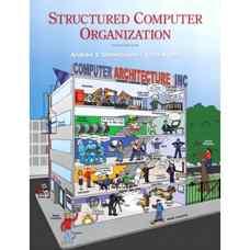 سازمان کامپیوتر ساخت یافته (تننباوم و اوستین) (ویرایش ششم 2012)
