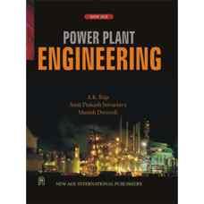 مهندسی نیروگاه (راجا، سریواستاوا و دویودی) (ویرایش اول 2006)
