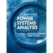 بررسی سیستم های قدرت (برگن و ویتال) (ویرایش دوم 1999)