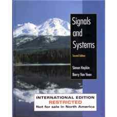 سیگنال ها و سیستم ها (هیکین و ون وین) (ویرایش دوم 2003)