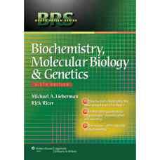 بیوشیمی، زیست شناسی مولکولی و ژنتیک (از سری BRS) (سوانسون، کیم و گلاکسمن) (ویرایش ششم 2013)
