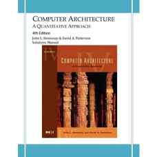 حل المسائل معماری کامپیوتر: رویکردی کمی (هنسی و پاترسون) (ویرایش چهارم 2006)