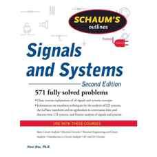 سیگنال ها و سیستم ها - از مجموعه Schaum's Outline (سو) (ویرایش دوم 2010)