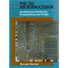 ریزپردازنده Z80: معماری، اتصالات، برنامه ریزی و طراحی (گونکار) (ویرایش اول 1988)
