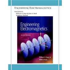 حل المسائل الکترومغناطیس مهندسی (هیت و باک) (ویرایش ششم 2001)