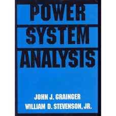 بررسی سیستم های قدرت (گرینگر و استیونسون) (ویرایش اول 1994)