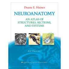 نوروآناتومی: اطلس ساختمان، بخش ها، و دستگاه های بدن (هاینس) (ویرایش هشتم 2011)