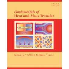 مبانی انتقال جرم و حرارت (اینکروپرا، دیویت، برگمن و لاوین) (ویرایش ششم 2006)