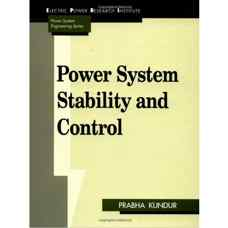 کنترل و پایداری سیستم های قدرت (کندور) (ویرایش اول 1994)