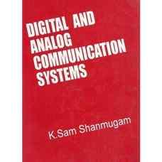 سیستم های مخابراتی آنالوگ و دیجیتال (شانموگام) (ویرایش اول 1996)