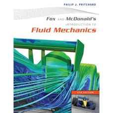مقدمه ای بر مکانیک سیالات فاکس و مک دونالد (پریچارد) (ویرایش هشتم 2011)