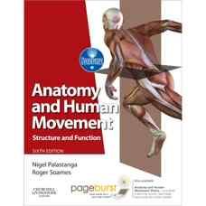 آناتومی و حرکات انسان: ساختار و عملکرد (پالاستانگا و سوامز) (ویرایش ششم 2011)