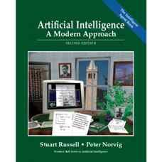 هوش مصنوعی: رهیافتی نوین (راسل و نورویگ) (ویرایش دوم  2002)