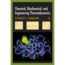 ترمودینامیک شیمی، بیوشیمی، و مهندسی (سندلر) (ویرایش چهارم 2006)