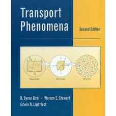 پدیده های انتقال (بیرد، استوارت، لایتفوت) (ویرایش دوم 2002)