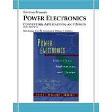 حل المسائل الکترونیک صنعتی: مبدل ها، کاربردها و طراحی (موهان، اوندلاند و رابینز) (ویرایش دوم 1995)