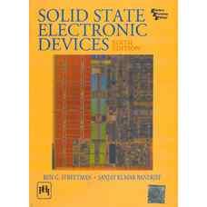 قطعات الکترونیکی نیمه هادی (استریتمن و بانرجی) (ویرایش ششم 2005)